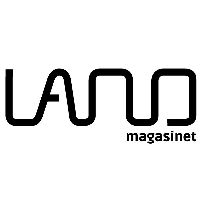 Land Magasinet logo
