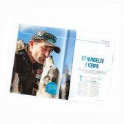 Artikkel land magasinet Thomas Wærner