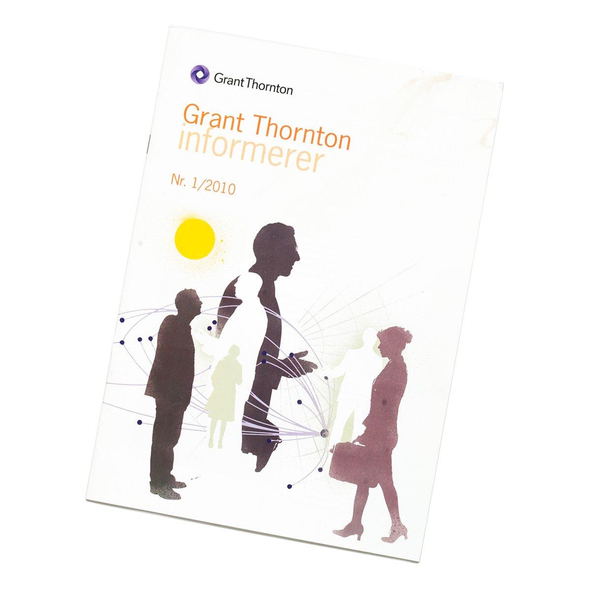 Forsde av Grant Thornton informerer