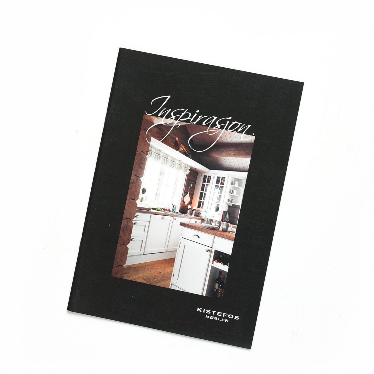 Katalog for Kistefos møbler