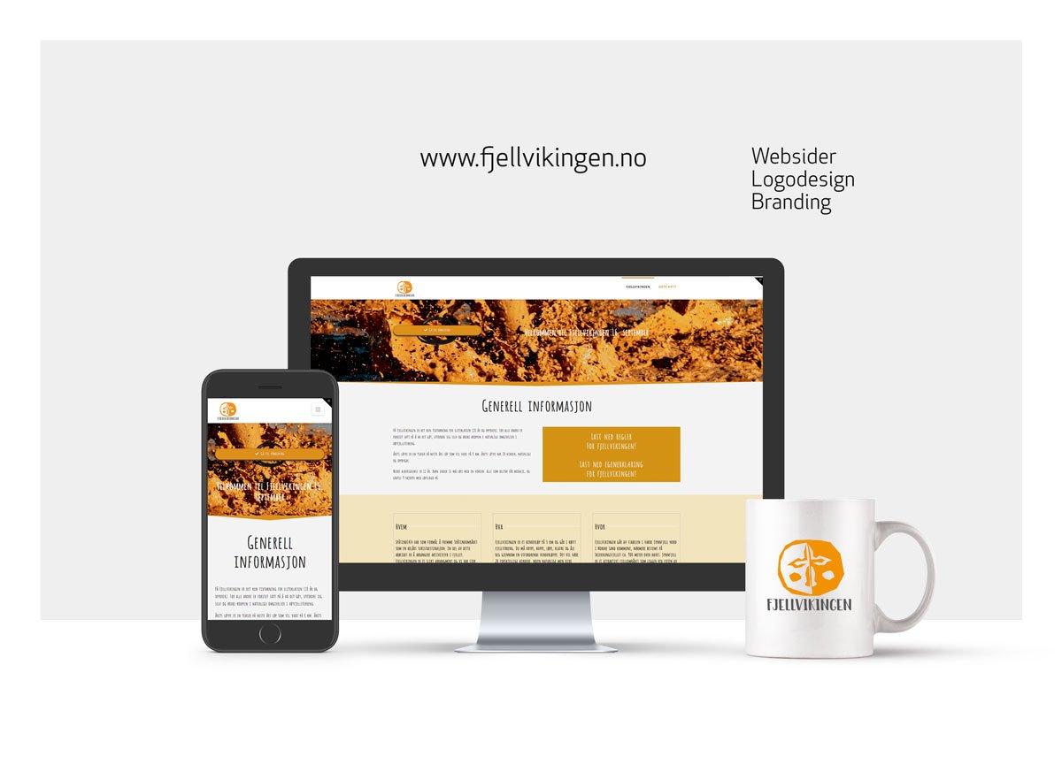 Websider for Fjellvikingen