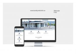 Websider for Land Dyreklinikk
