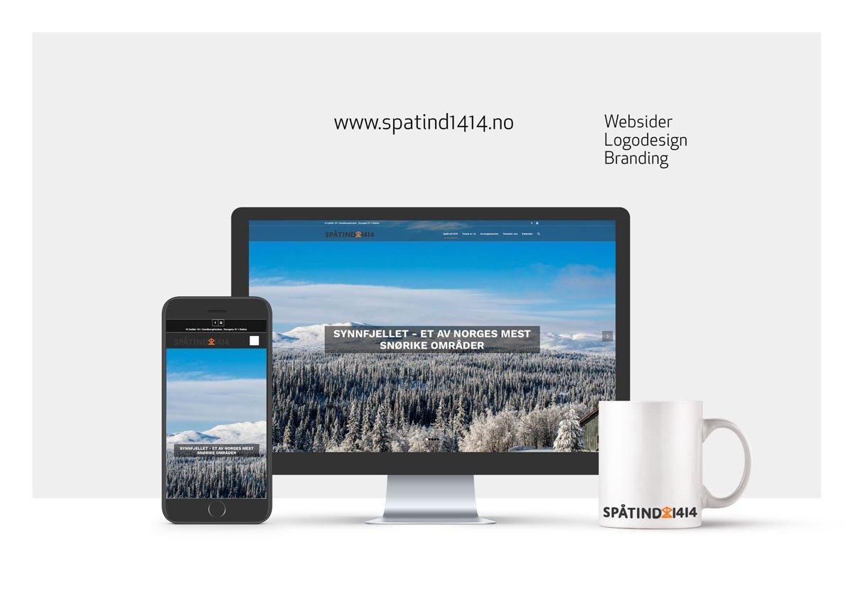 Websider for Spåtind 1414