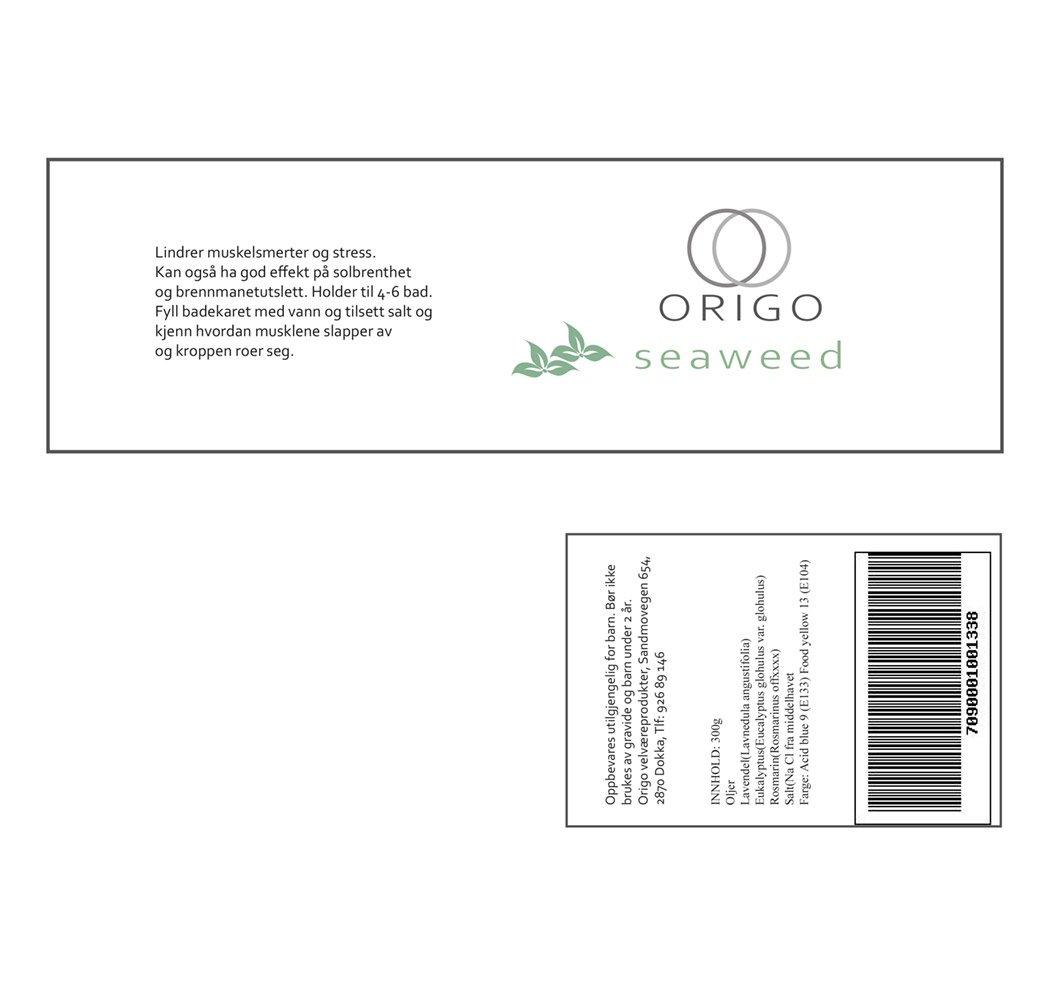 ORIGO etiketter