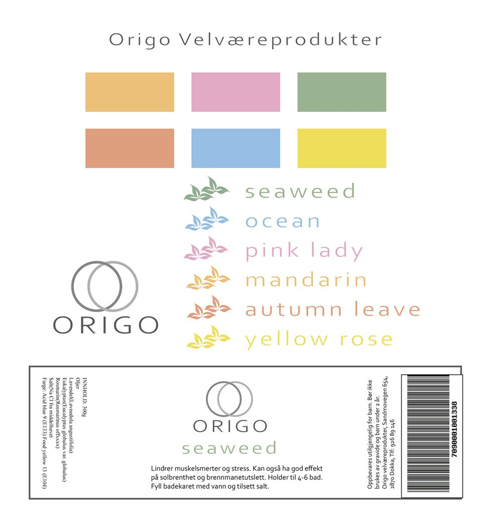 ORIGO fargekart