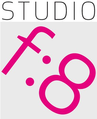 studiof8 logo